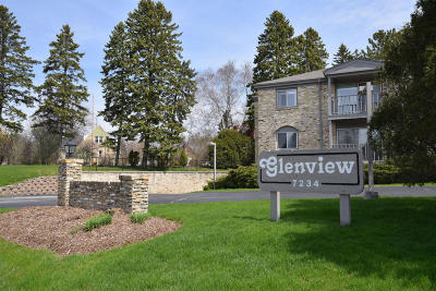 Glendale Condo/Townhouse For Sale: 7234 N Green Bay #102