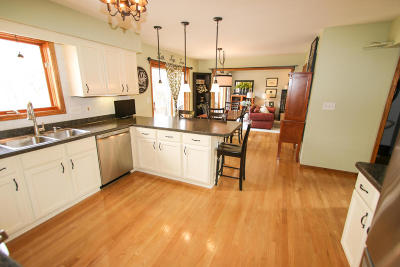 Menomonee Falls Single Family Home Active Contingent With Offer: N53w14170 Invery Dr