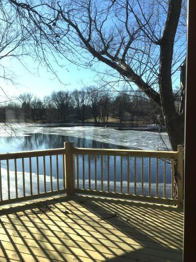 Jefferson Single Family Home For Sale: N3759 N Rapids Rd