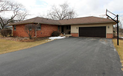 Brookfield Single Family Home Active Contingent With Offer: 3545 Studio Ct