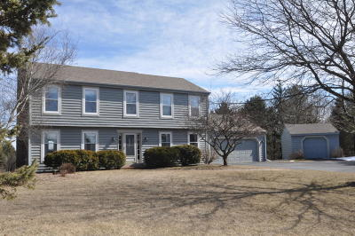 Mukwonago Single Family Home For Sale: W311s6160 Hunters Xing