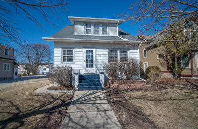 West Bend Single Family Home Active Contingent With Offer: 158 Wilson Ave