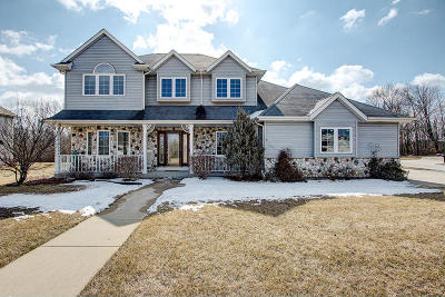 Franklin Single Family Home For Sale: 3355 River Meadows Ct