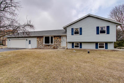 Waukesha Single Family Home Active Contingent With Offer: W258s6825 Ivy Ct.