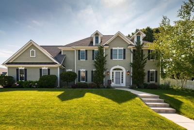 Cedarburg Single Family Home Active Contingent With Offer: W53n1060 Hawthorne Ln