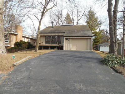 Single Family Home For Sale: 8941 Lake Park Dr
