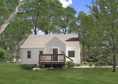 Lake Geneva Single Family Home Active Contingent With Offer: 3281 Lockwood Blvd