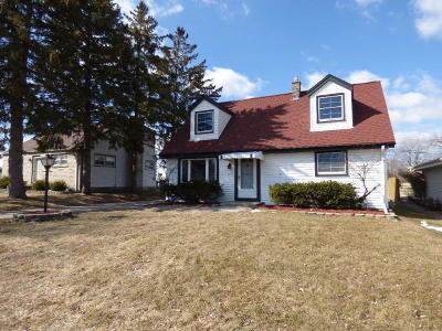 Greenfield Single Family Home Active Contingent With Offer: 4255 S 91st St