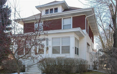 Mayville Single Family Home For Sale: 623 Dayton St