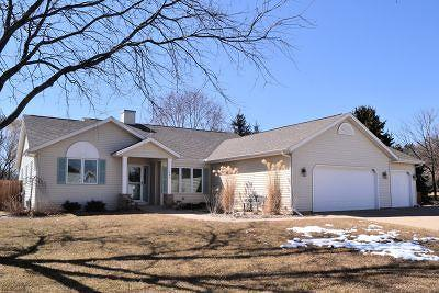 Fort Atkinson WI Single Family Home For Sale: $349,000