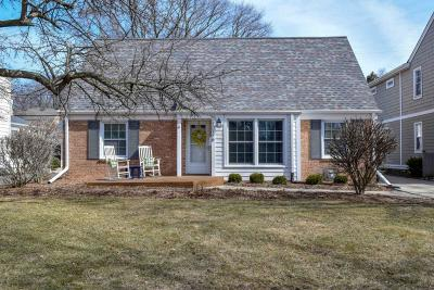 Whitefish Bay Single Family Home For Sale: 6016 N Lydell Ave
