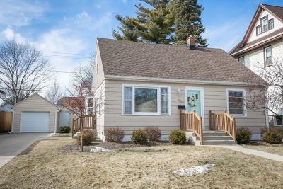 West Allis Single Family Home Active Contingent With Offer: 1957 S 82 St