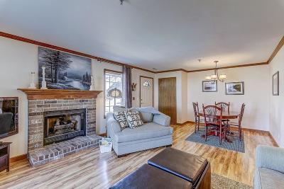 West Allis Condo/Townhouse Active Contingent With Offer: 2051 S 102nd St #Unit A