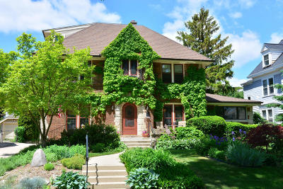 Shorewood Single Family Home For Sale: 4431 N Murray Ave