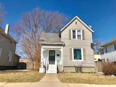 Kenosha Single Family Home For Sale: 1616 61st St