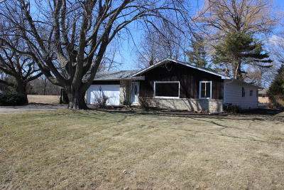 Racine County Single Family Home Active Contingent With Offer: 4536 Erie St