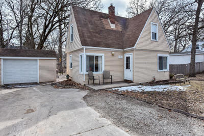 Single Family Home For Sale: 24615 67th St