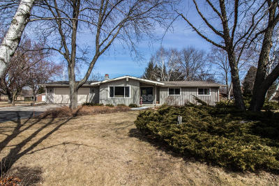 Cedarburg Single Family Home Active Contingent With Offer: 740 County Road Nn
