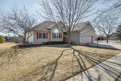 Kenosha Single Family Home Active Contingent With Offer: 2417 48th Ave