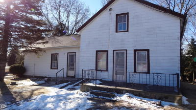 Single Family Home For Sale: 216 N County Road S