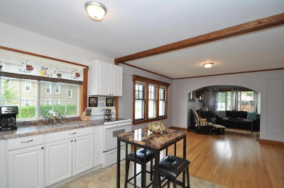West Allis Two Family Home For Sale: 1103 S 85th St
