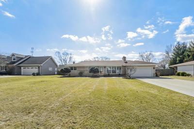 Pleasant Prairie Single Family Home Active Contingent With Offer: 5211 84th St