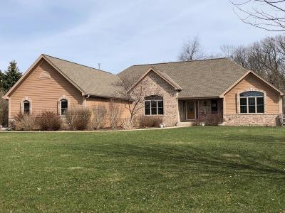 Hartland Single Family Home Active Contingent With Offer: N75w27986 Summerstone Rd
