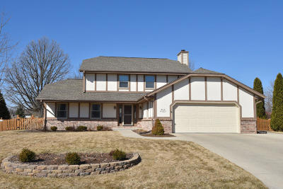 Germantown Single Family Home For Sale: W168n10807 Juniper Dr
