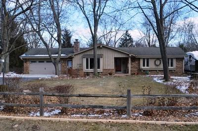 Pleasant Prairie Single Family Home Active Contingent With Offer: 10015 32nd Ave
