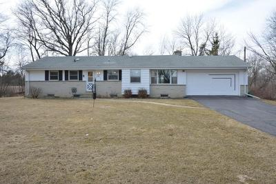 Racine County Single Family Home For Sale: 5448 Gehring