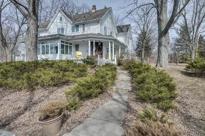 Racine County Single Family Home Active Contingent With Offer: 2200 S Britton Rd