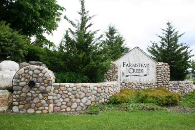 Slinger Condo/Townhouse Active Contingent With Offer: 654 Farmstead Ct #1