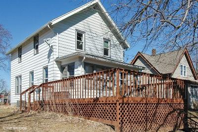 Mayville Single Family Home For Sale: 609 N German St