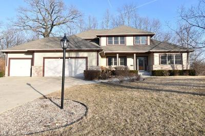 Muskego WI Single Family Home For Sale: $470,000