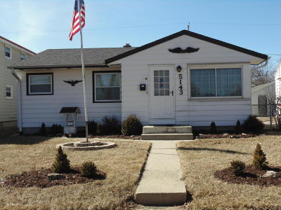 Milwaukee Single Family Home For Sale: 5143 N 68th St