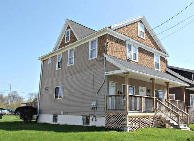 South Milwaukee Two Family Home Active Contingent With Offer: 914 Manitoba Ave