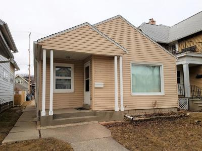 Milwaukee Single Family Home For Sale: 3015 S Clement Ave