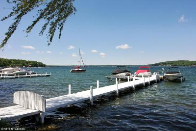 Lake Geneva Condo/Townhouse For Sale: 522 Baker St #Unit C (