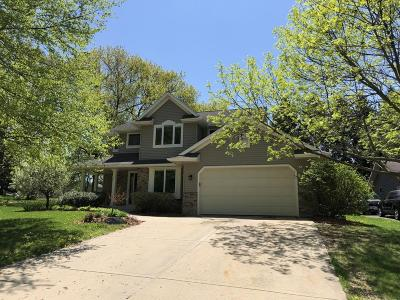 Lake Mills Single Family Home Active Contingent With Offer: 590 Connor Ct