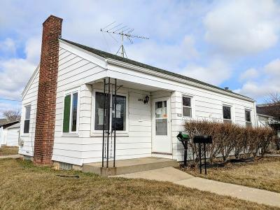 Milwaukee Single Family Home For Sale: 3275 S 21st St
