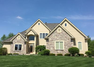 Hartland Single Family Home For Sale: 801 N Bluespruce Cir