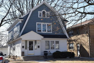 Shorewood WI Two Family Home For Sale: $244,900