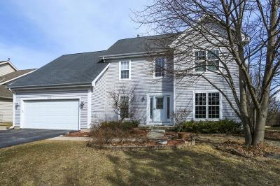 Pleasant Prairie Single Family Home Active Contingent With Offer: 8983 105th Ave