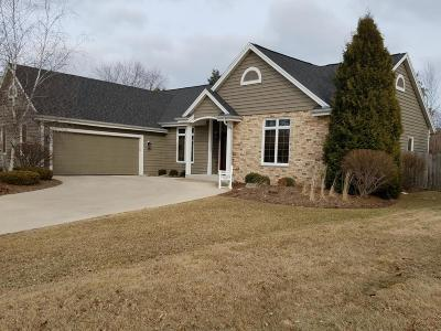 Ozaukee County Single Family Home For Sale: W71n428 Mulberry Ave