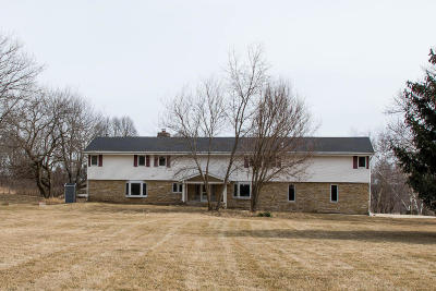 Jackson WI Single Family Home Active Contingent With Offer: $324,900