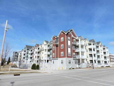 Sheboygan Condo/Townhouse For Sale: 832 N 6th St #201