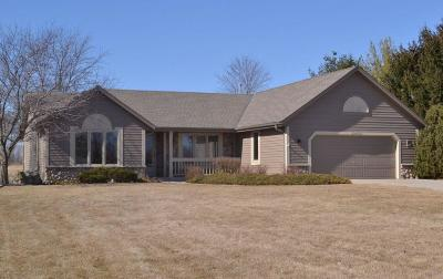 Pewaukee Single Family Home Active Contingent With Offer: W254n5115 McKerrow Dr