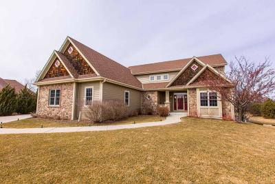 Pewaukee Single Family Home Active Contingent With Offer: W243n2707 Creekside Ct