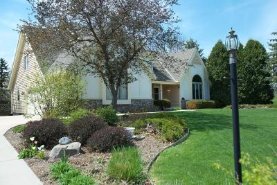 New Berlin Single Family Home Active Contingent With Offer: 5015 S Nicolet Dr