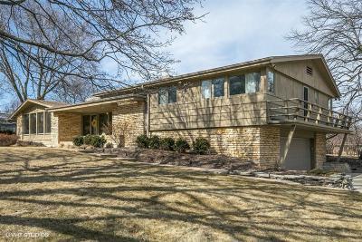 Milwaukee County Single Family Home For Sale: 118 W Suburban Dr